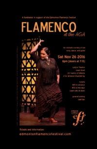 Flamenco at the AGA