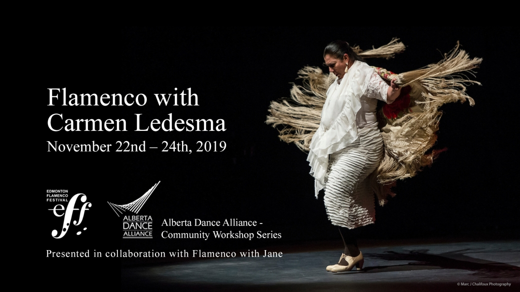Flamenco with Carmen Ledesma